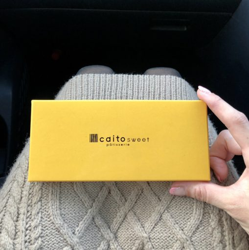 イチオシ◎チョコレート用のオリジナルパッケージ(o≧∀≦o)ノ゙