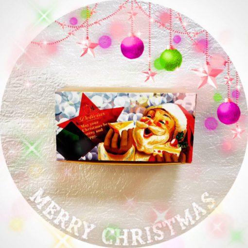 Good!!クリスマス用のオリジナルパッケージ②d(*´▽`*)b